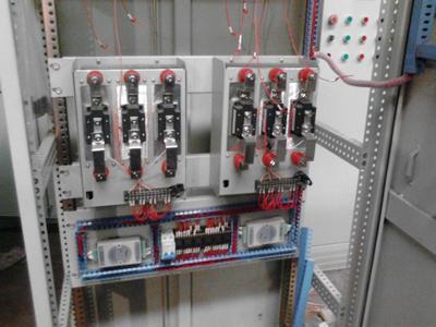 可控硅电炉控制柜: